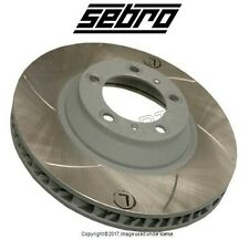 For Porsche 911 Turbo 07-13 Front Driver Left Disc Brake Rotor OEM 8506