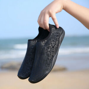 Men-Swim-Beach-Shoe-Quick-Dry-Barefoot-Skin-Sports-Flats-Water-Shoes-Outdoor