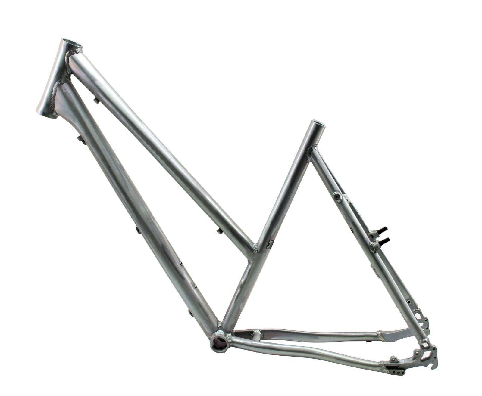 Aluminio Rohrahmen,28  ,Rh 55 cm,Circuito de la Cadena,BSA,1 Cartón   4 Pcs.