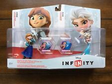 Disney Infinity Figure Pack   Anna And Elsa   Frozen  DISNEY