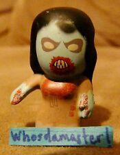 AMC/'S The Walking Dead GIRL WALKER 3 Chibis Mini Figure Mint Loose Free US CS