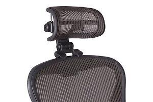 Engineered Now H3 -Lead- Ergonomic Headrest for Herman Miller Aeron Chair