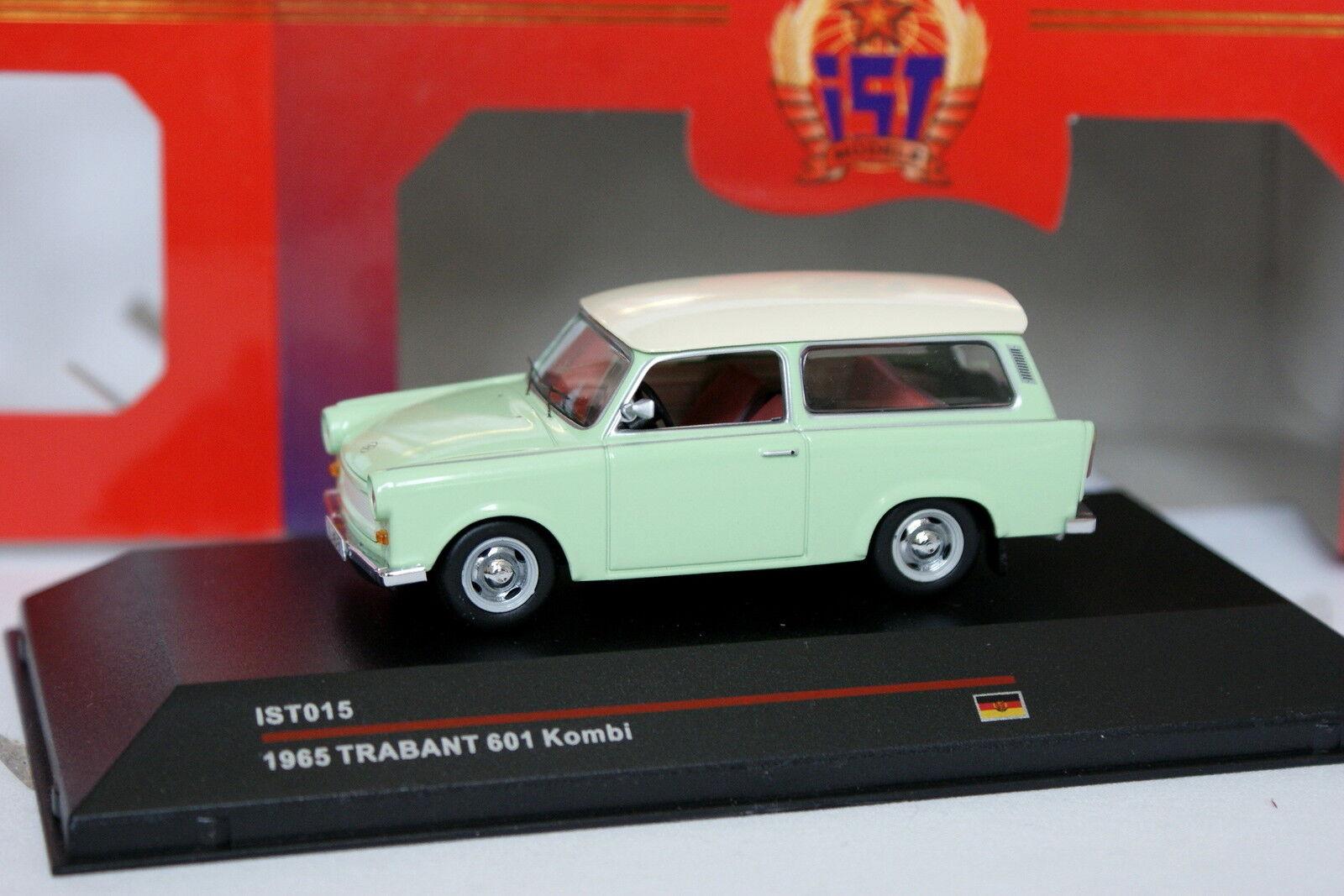 IST 1 43 - Trabant 601 Kombi 1965 1965 1965 22f3ba