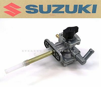 New SUZUKI Quadsport Z250 LTZ250 Petcock Fuel Tank Switch Valve 2004-09