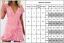 Rosa-Kleider-Damen-Minikleid-Lang-Boho-Sommer-Kleid-Strand-Party-Abend-Cocktail miniatura 13