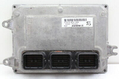2012-2014 Honda CRV CR-V ecm ecu computer 37820-R5A-A86