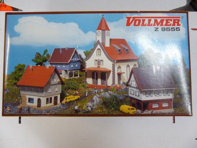 VOLLMER Traccia Z 9555 (49555) KIT villaggio, NUOVO & OVP