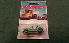 MAJORETTE CRAZY CAR RENAULT LIKE BEACH BUGGY 1:55 MINT No 223 GREEN + PACKET