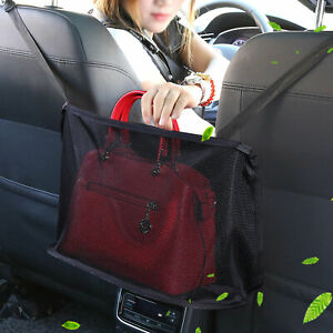 Universal-Car-Net-Pocket-Handbag-Holder-Organizer-Seat-Side-Storage-Mesh-Net-Bag