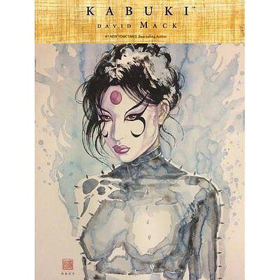 Kabuki Library Volume 4 - Hardcover NEW David Mack (Aut 17 Nov. 2016