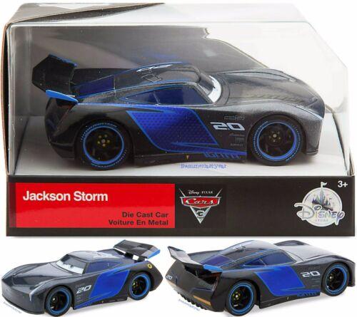 Disney Store Jackson Storm 1:43 Die Cast Car ~Disney-Pixar Cars 3~ Free USA Ship