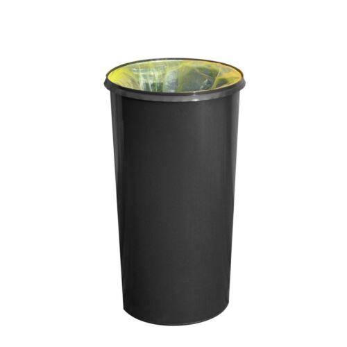 Gelber Sack Ständer KUEFA 60L Müllsackständer mit flachem Deckel