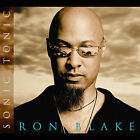 Sonic Tonic [Bonus CD] by Ron Blake (Sax) (CD, May-2005, 2 Discs, Mack Avenue)