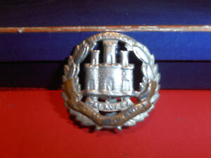 WW1/2 Northamptonshire Regiment Cap Badge Bi-Metal | eBay