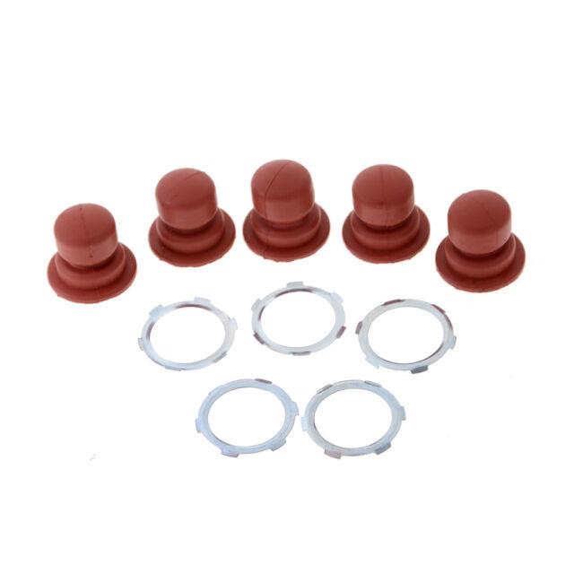 5Pcs/set Primer Bulb For Tecumseh 36045 36045A 36045 ROTARY 9289 Engine  ^P