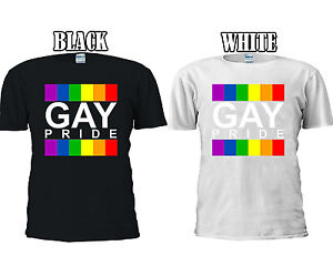 b70ed7e6c58692 Image is loading Gay-LGBT-Rainbow-Colourful-Color-T-shirt-Vest-