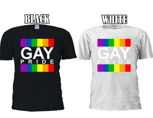 Gay LGBT Rainbow Colourful Color T-shirt Vest Tank Top Men Women Unisex 1127