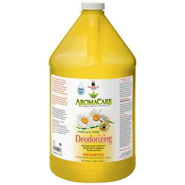 Fresh Daisy Deodorizing Dog Grooming Shampoo Concentrated Gallon Floral Scented