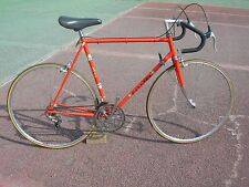 Vélo de course Peugeot PR10 orange , Stronglight
