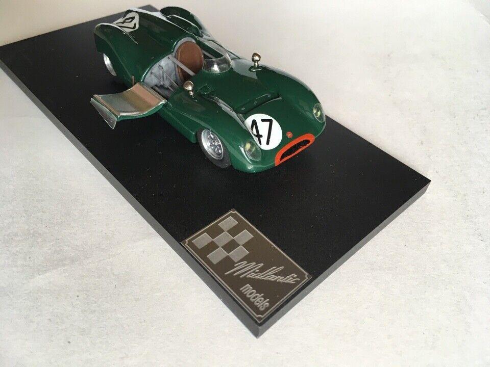 Cooper T39 Mk11 Bobtail Le Mans 1955  47 1 43 Midlantic Models