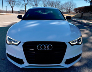 2013 Audi A5 S-Line Competition