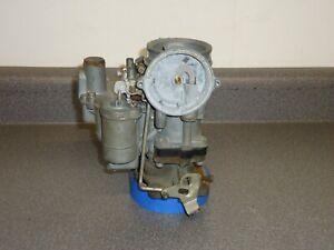 CARTER WDO 2 BARREL CARBURETOR RESTORATION ANY MODEL