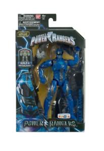 BanDai Saban/'s Power Rangers construire un Megazord 97655 Bleu Toys R Us exclusive new