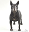 Cold-Cast-Bronze-English-Bull-Terrier-lover-gift-sculpture-ornament-figurine thumbnail 2