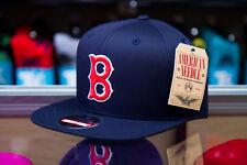 American Needle Boston Red Sox Snapback Hat