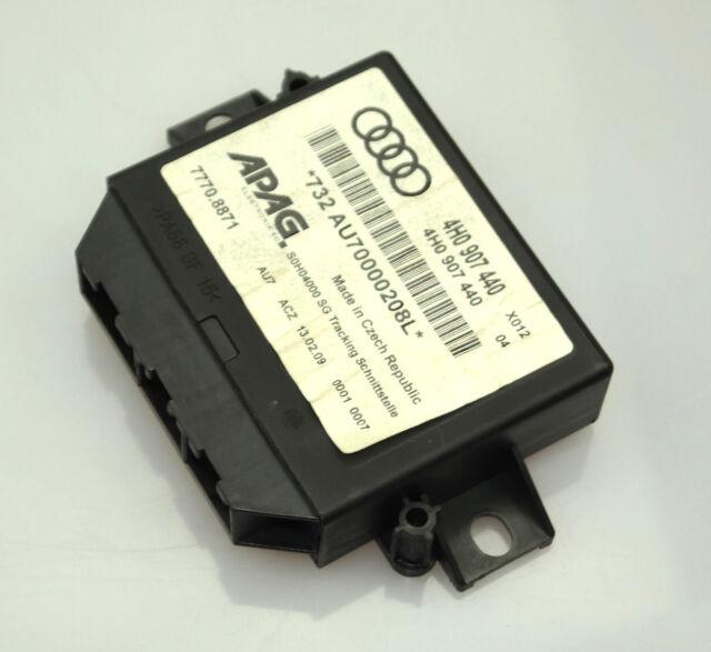 Audi A8 A7 A6 Interface Control Unit Vehicle Tracking 4H0907440 Original 749