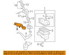 TOYOTA OEM 05-15 Tacoma 4.0L-V6 Air Cleaner Intake-Hose Duct Tube 178820P010