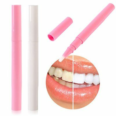 Teeth Whitening Gel Pen Bleach Dental Tooth Cleaning Professional White Kit A++
