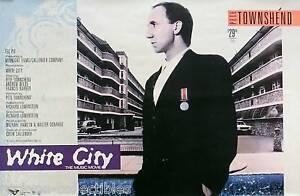THE-WHO-PETE-TOWNSHEND-1985-WHITE-CITY-ORIGINAL-MOVIE-POSTER