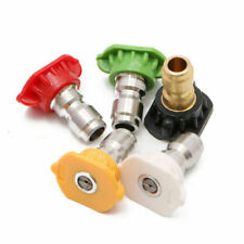 Size 55 Pressure Washer Spray Nozzle 5 Tips High Quality Made In Usa