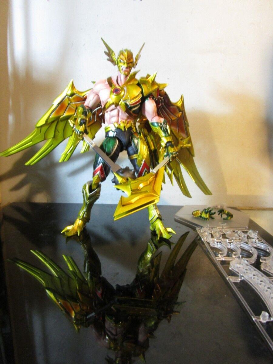Kai Play Arts Variant Hawkman Action Figure DC Comics Square Enix
