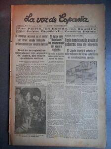 PERIoDICO-CARLISTA-GUERRA-CIVIL-30-12-1936-BATALLAS-TERUEL-Y-LOPERA-JAEN
