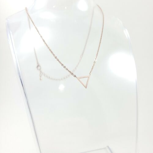 Fashion 8K Gold Men Oblate Twist Wide Chain Necklace Party Jewelry Birthday Gift