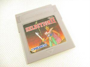 Game-Boy-SELECTION-II-2-Nintendo-Video-Game-Cartridge-Only-gbc