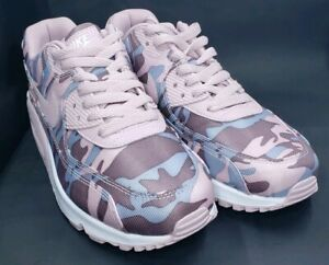 Details about Nike Air Max 90 CSE Winter Camo Pink Shoes Womens Size 7 AQ9721 500 New