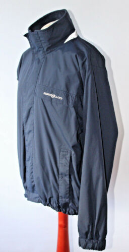 Lloyd Fleece Henri Sailing Piccola Yachting Lined Jacket Navy Blue Unisex Taglia HpxqxAR