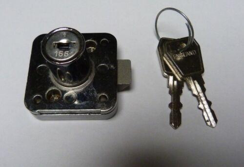 LOWE AND FLETCHER 5883 SLAM DRAWER LOCK