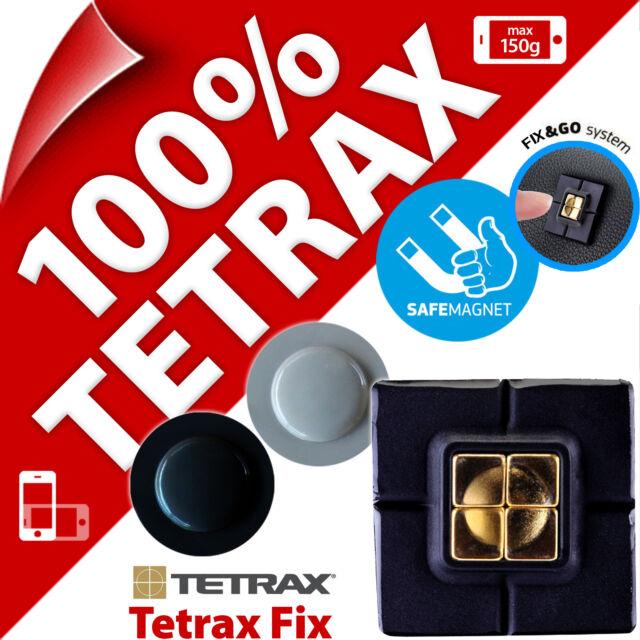 Tetrax Fijo Magnético Coche Tablero Móvil Teléfono Soporte para Iphone 5S Se 6 7