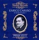 Enrico Caruso in Song Vol 3 0710357792724 CD