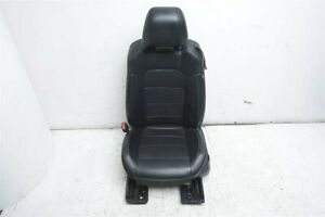 2015-2019-Ford-Mustang-OEM-BLACK-LEATHER-DRIVER-039-S-SIDE-SEAT-ASSY-FR3Z-6364417-HB