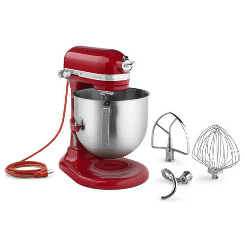 KitchenAid KSM8990ER 8-Quart bol-Lift mélangeur, Empire Rouge