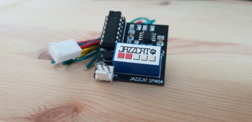 EMU SP12 /& SP1200 sample Monitor Upgrade Card SPM04