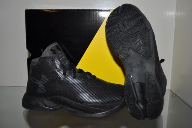 824a88e51cc90 Under Armour Boys (GS) Curry 2.5 Basketball Shoe Black 1274062-006 See  Sizes NIB