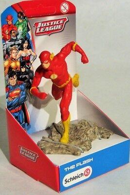 * Nuovo * Schleich 22508 Dc Comics Justice League Il Flash 10cm-mostra Il Titolo Originale Ricco Di Splendore Poetico E Pittorico