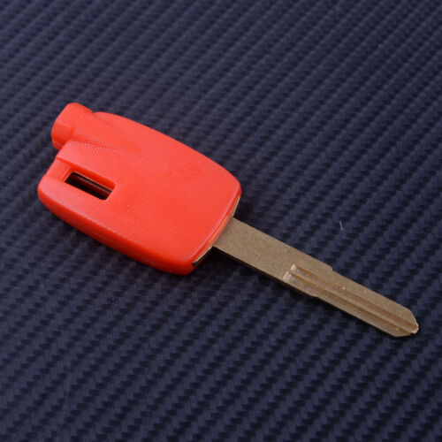 Case Key Fob for Suzuki AN650 Easy Install Motorcycle w Uncut Blade 3 Magnetics