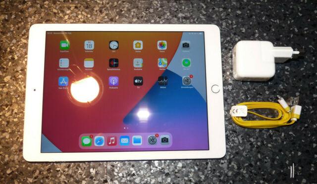 Apple iPad Air 2 32 Go, Wifi + Cellular (Déverrouillé), (9,7 Pouces) - Argent